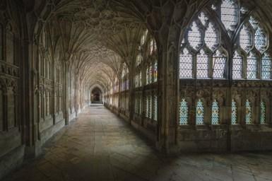 Hogwarts - Gloucester Cathedral