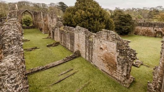 Abbey in Shropshire