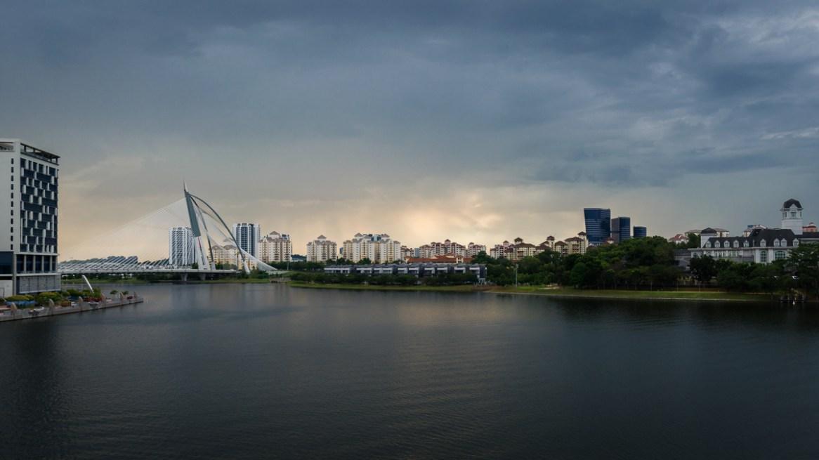 Putrajaya skyline