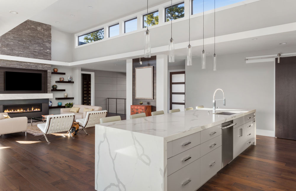 What You Need In Your Open Kitchen Ellecor Interior Design