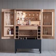 Home Drinks Bar Furniture Cabinet