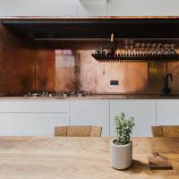 Solutions: copper kitchens - ELLE Decoration UK