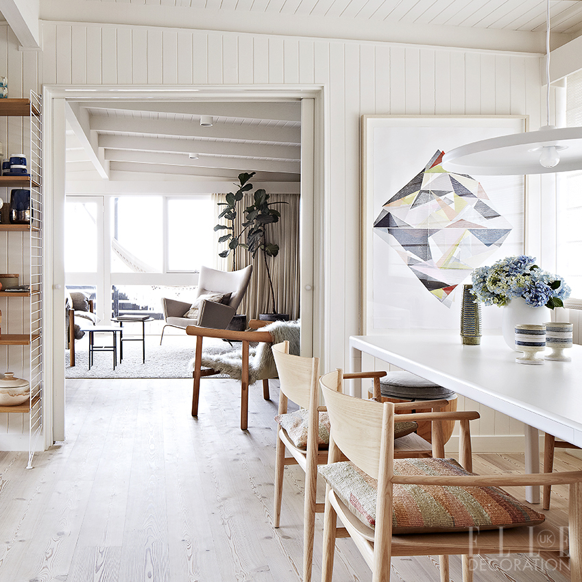 modern living room chairs uk coastal rooms images dining decoration ideas and design inspiration elle a mix of raw white painted wood creates an airy aesthetic in this melbourne