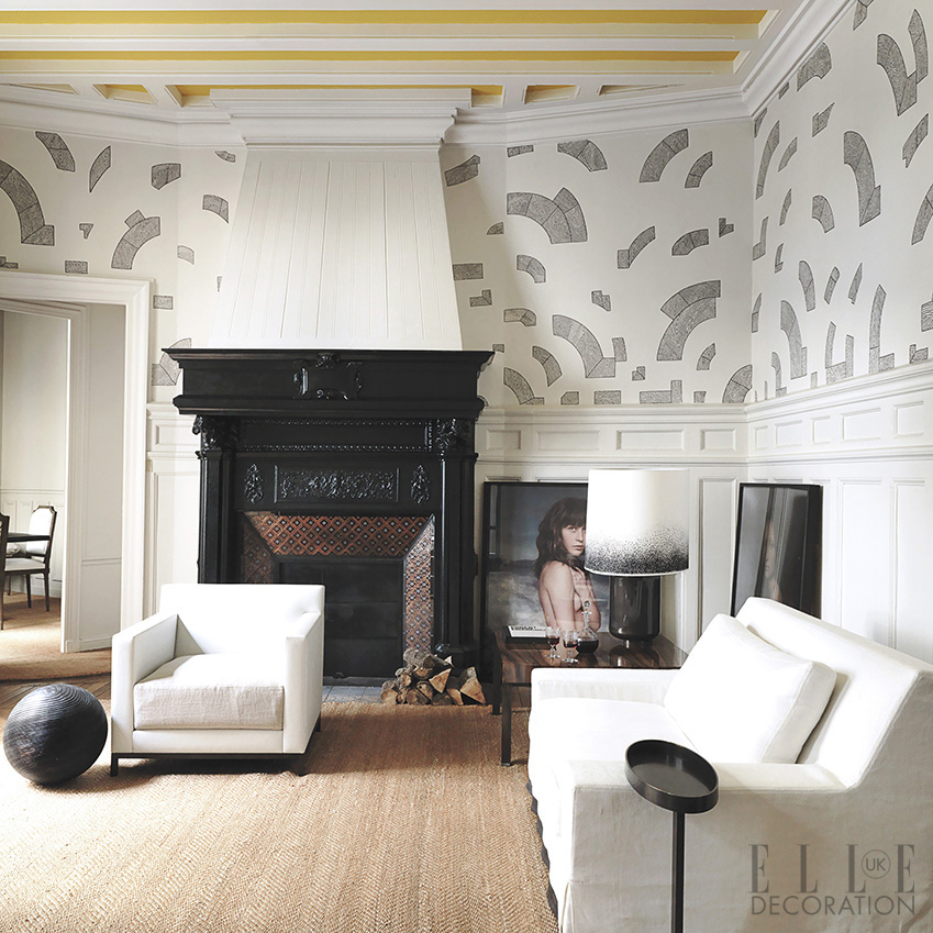 traditional english living room design painting your grey inspiration and decoration ideas elle rooms