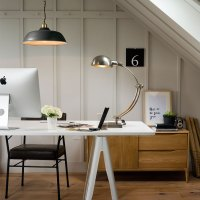 Home office lighting from Pooky | ELLE Decoration UK