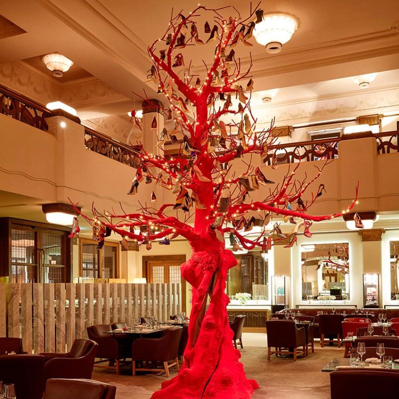 Restaurant Xmas Decoration : Christmas decorations for restaurants uk