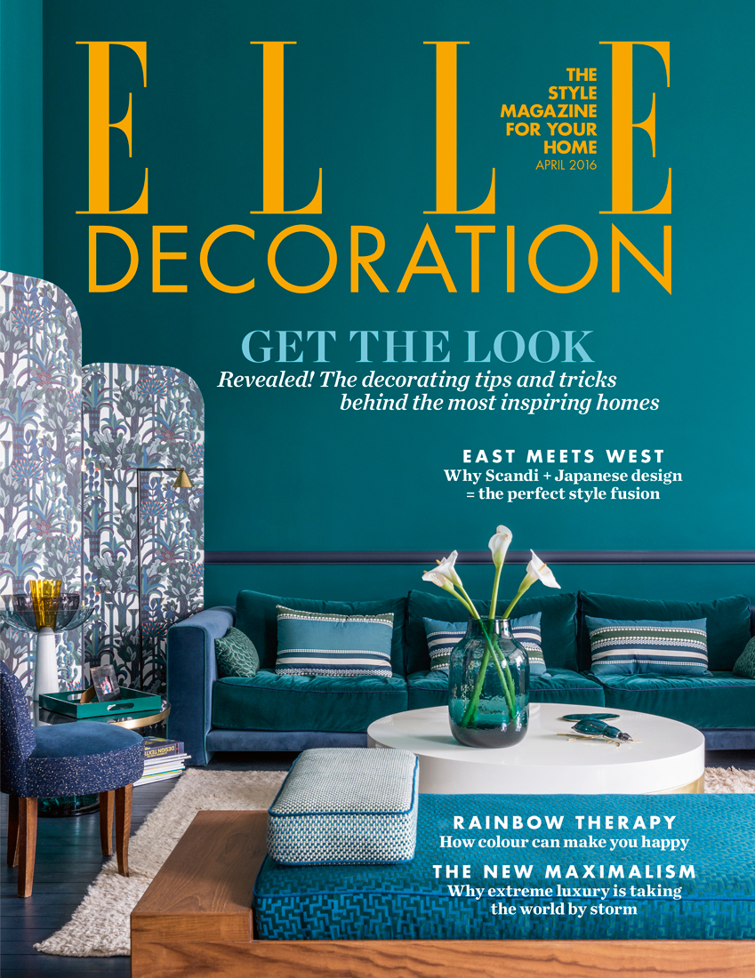 Reader poll Newsstand covers  ELLE Decoration UK