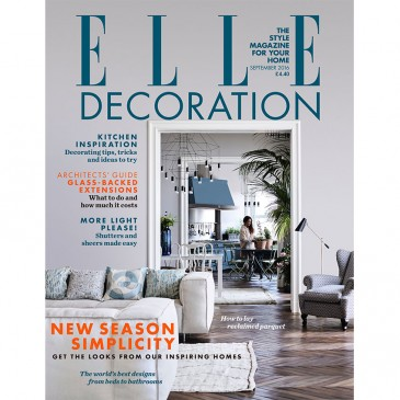 Magazine  ELLE Decoration UK