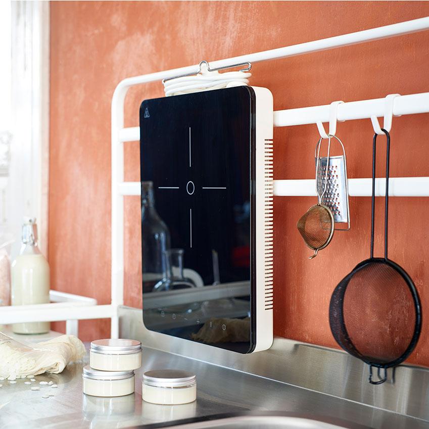 Sunnersta portable kitchen by Ikea  ELLE Decoration UK