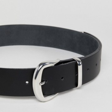 ASOS Design, Leather Tipped Jeans Belt With Shiny Sliver Metal. Sizes XXS - L. £16.00. https://www.asos.com/asos-design/asos-design-leather-tipped-jeans-belt-with-shiny-silver-metal/prd/8966365?clr=black&SearchQuery=design+leather+tipped+jeans+belt+with+shiny+silver+metal%22&SearchRedirect=true
