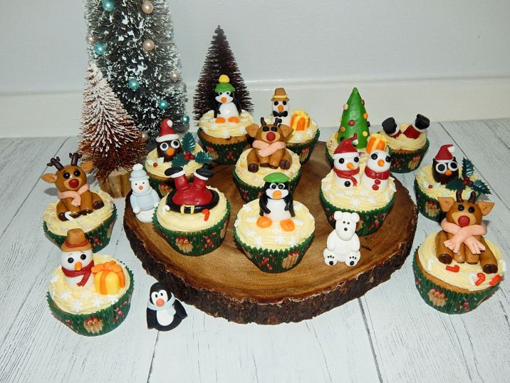 mixed spice cupcakes 3