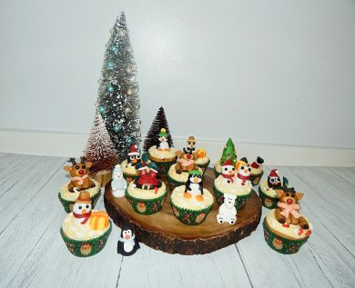 mixed spice cupcakes 9
