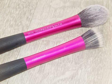 brushes 10