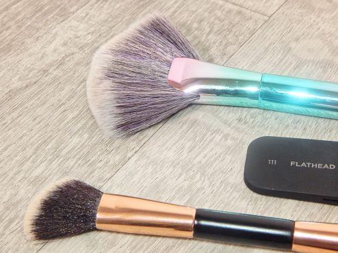 brushes 13