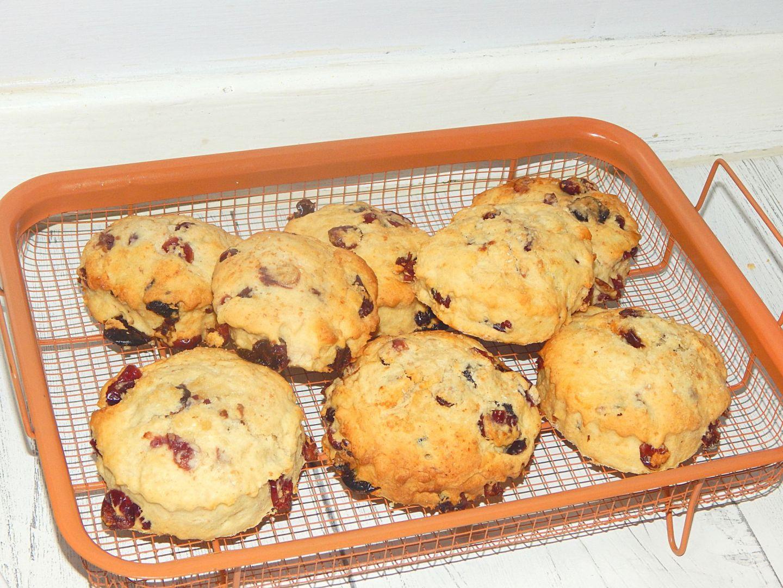 Fruity Scones Recipe!