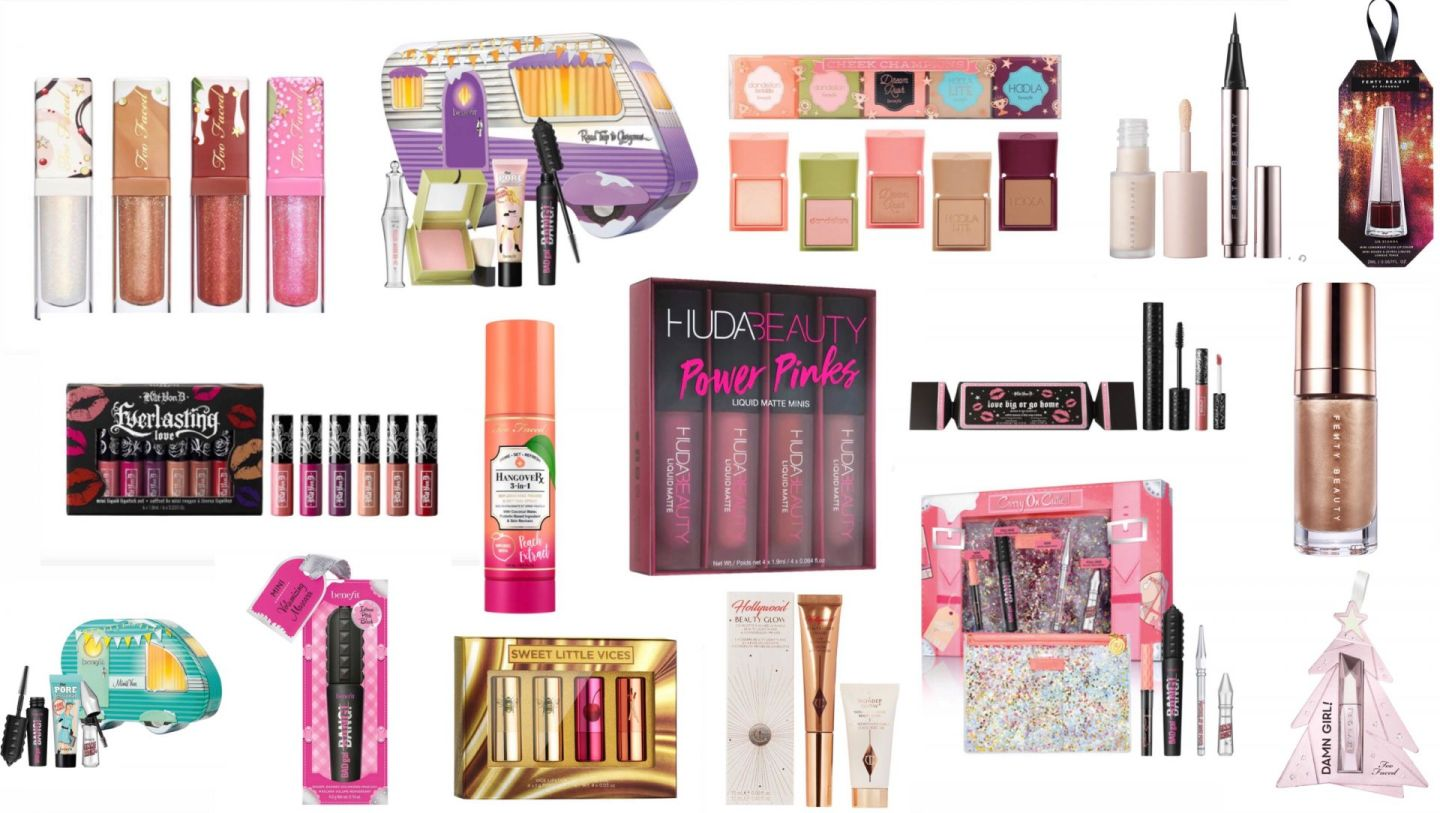 Makeup Mini's Perfect For Stocking Fillers | No Price Budget!