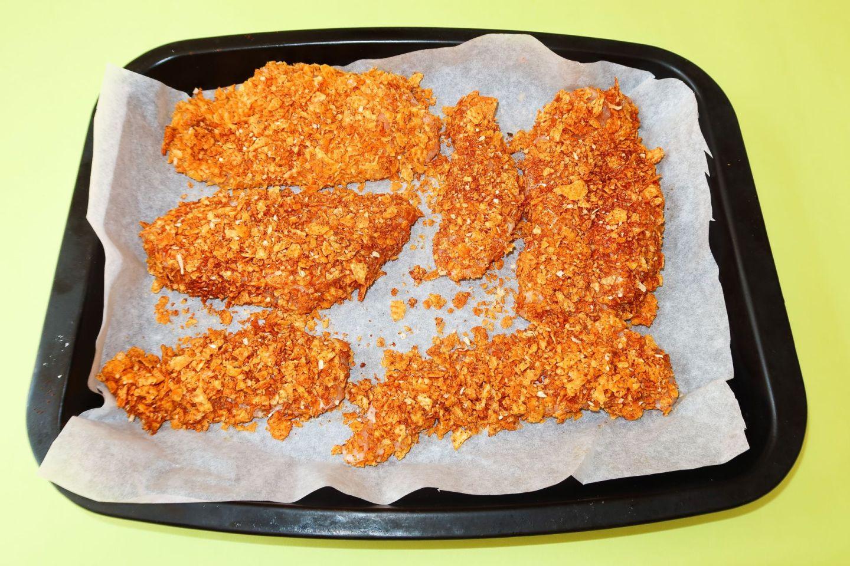 Low Calorie Zinger Chicken Recipe!