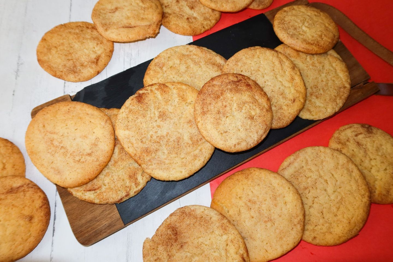Snickerdoodle Cookie Recipe!