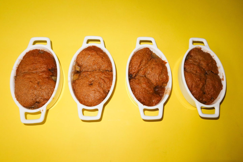 Spiced Pear Cobbler Recipe!
