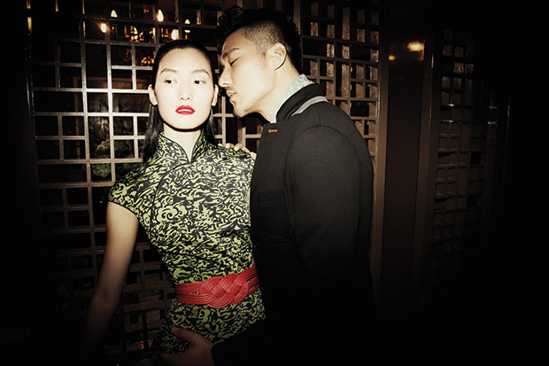 Shanghai Tang Spring/Summer 2013 // 上海灘2013春夏新款   elle lee 李文煊 // e l l e i c o n l e e . c o m // 時尚煊言