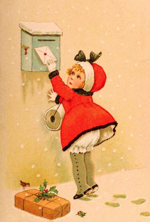 Foto Vintage E Bianco E Nero Di Natale