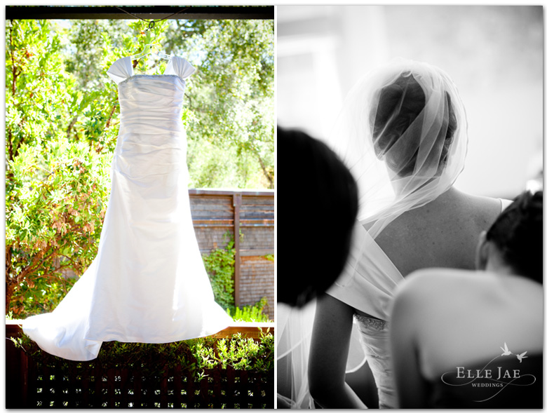 Caitlin & Jonathan, Calistoga Ranch Wedding