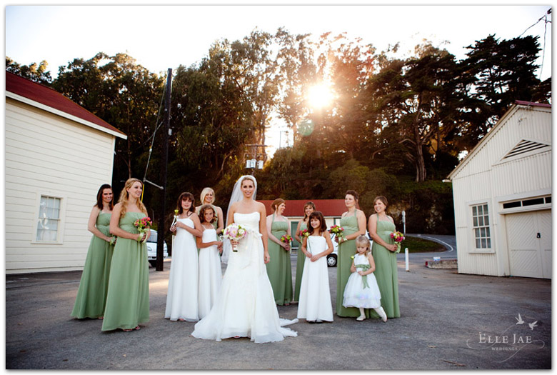 San Francisco Wedding Photography, Chrissy Field