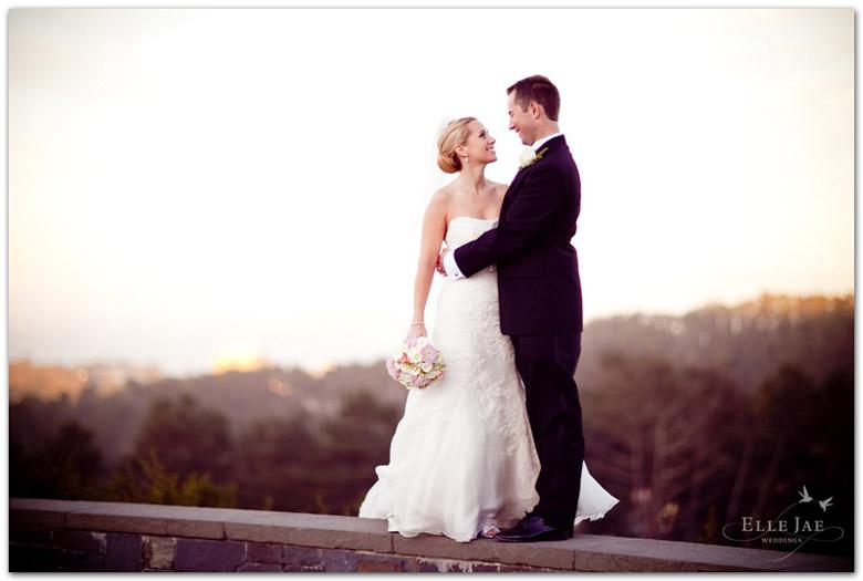 San Francisco Wedding, Bride and Groom