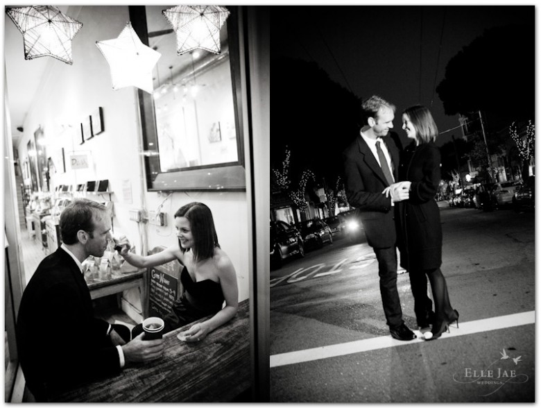 Anna & Robert, Engagement Session in San Francisco
