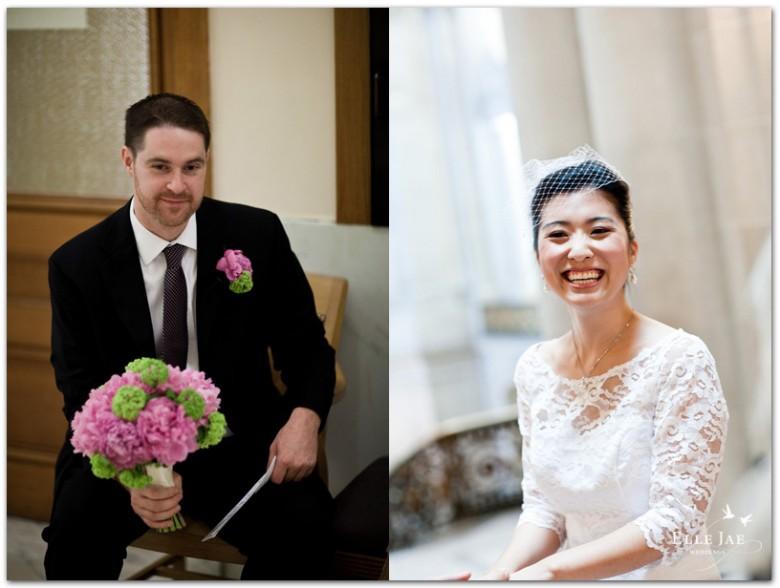 Isabel & Tim, San Francisco City Hall Wedding