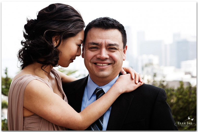 Nobuko & Carlos, Engagement Session