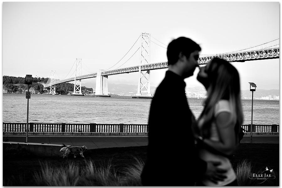Kelley & Brian, San Francisco Engagement Photos