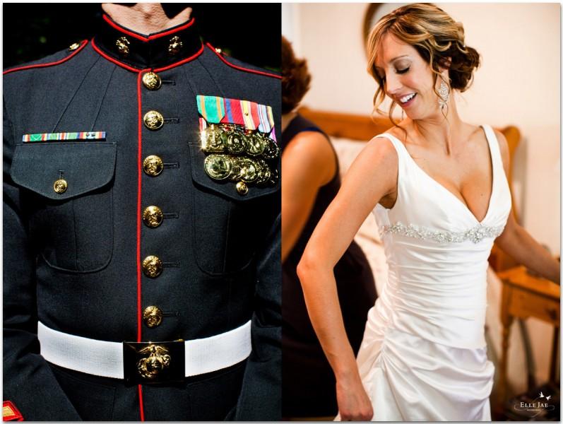 Jennifer & Gabe, Sand Rock Inn Wedding
