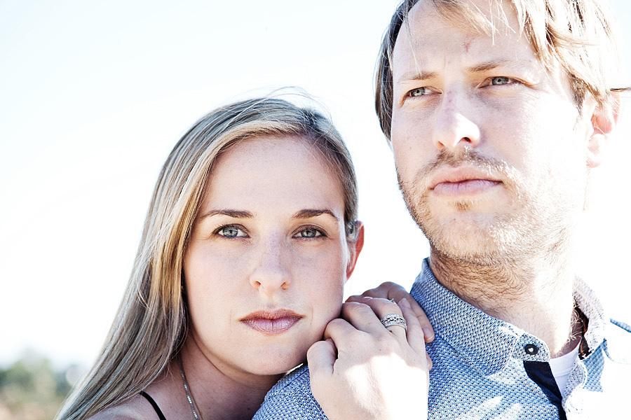Los Angeles Engagement Photo by Elle Jae
