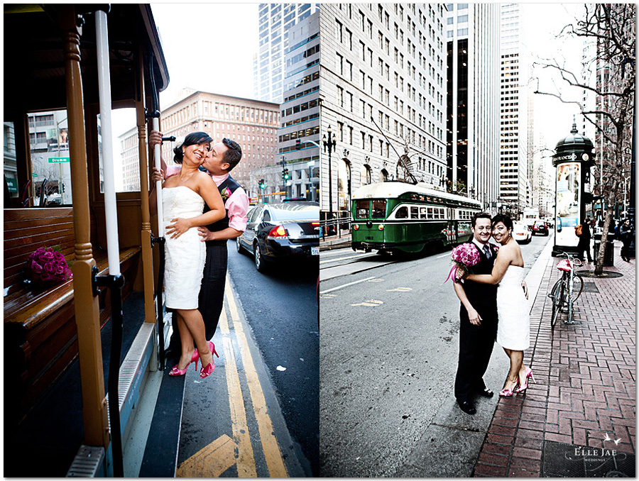 Alice & Gleidston Get Married!  San Francsico City Hall Wedding
