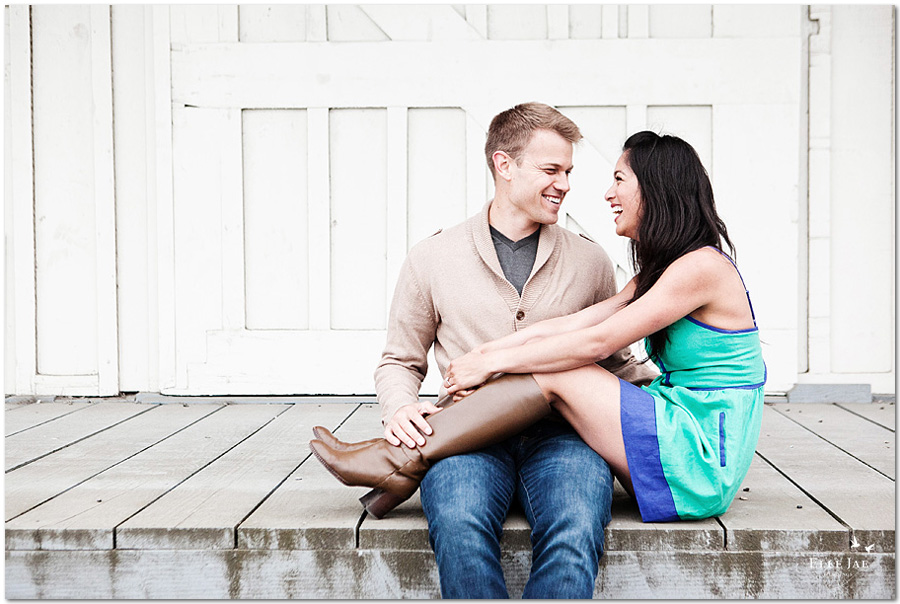 Marisa & Ryan, Engagement Session by Jennifer Graham