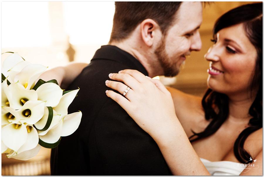 San Francsico City Hall and Jack London State Park Wedding