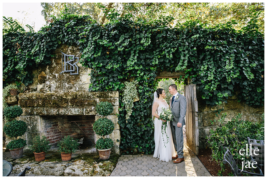 Jenn and Mitch, Beringer Winery Wedding