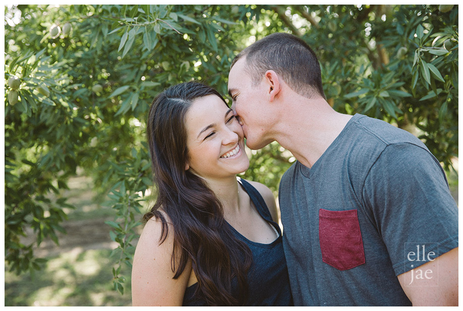 Chico Engagement Session 06