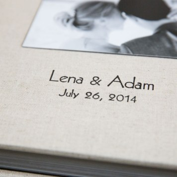 Light Countryside Book Cloth Cover with black text