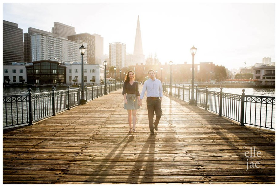 Oakland San Francisco Engagement 10