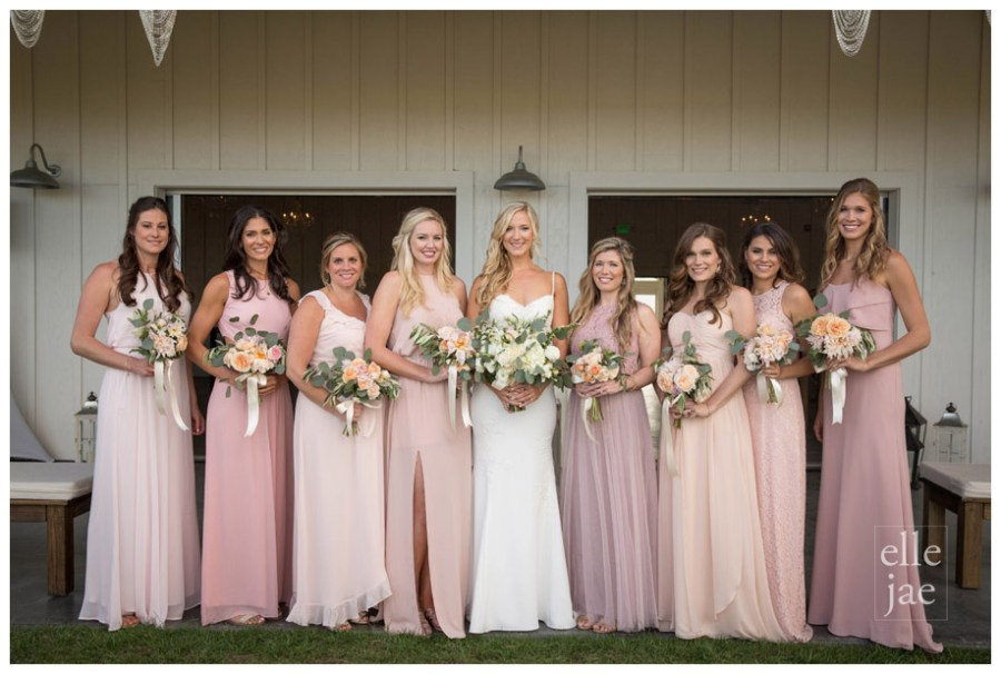 Wedding at Tyge Williams