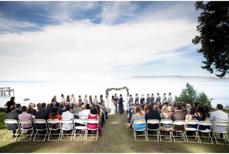 27 tahoe wedding