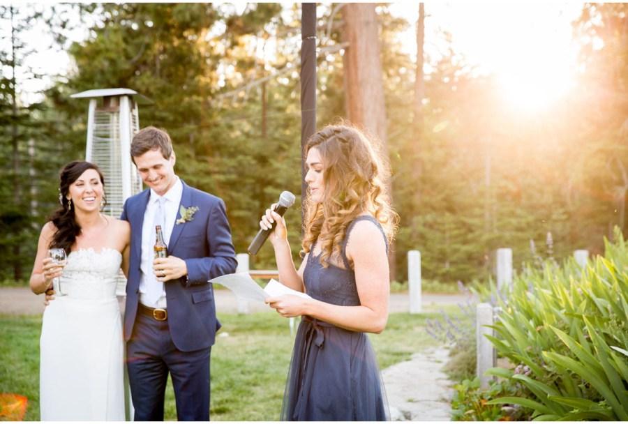 43 tahoe wedding