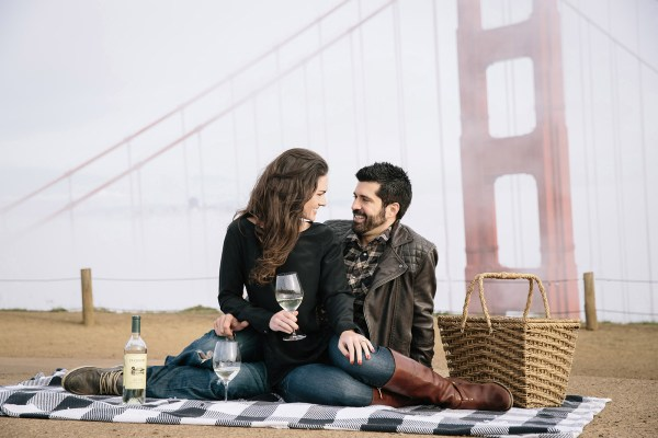 golden gate engagement