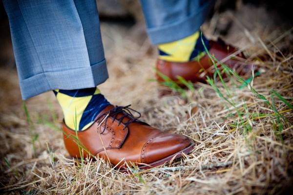 groom socks