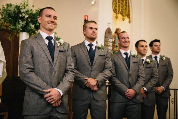 napa catholic wedding