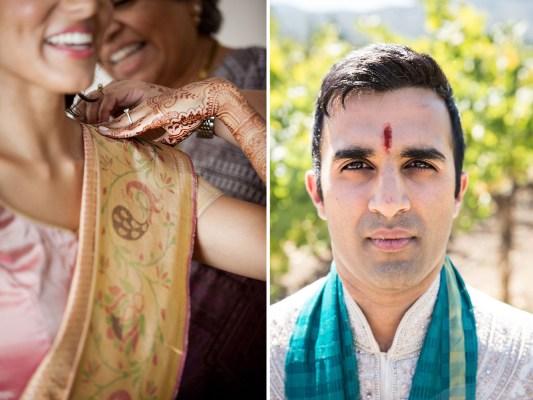 napa indian wedding