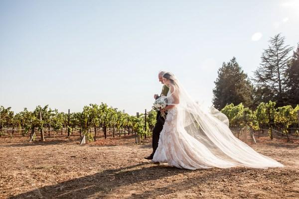 napa wedding ceremony