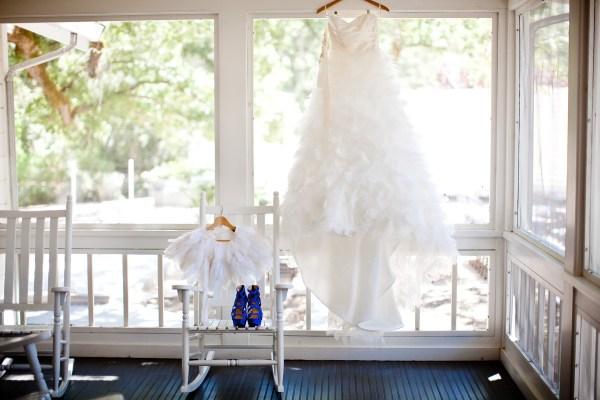napa wedding dress